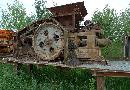 BHS-Doppelwalzenbrecher-crushing plants  : stationary  : roll type crusher