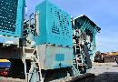 POWERSCREEN-XR400S-Brecher und Brecheranlagen  : mobile  : Backenbrecher