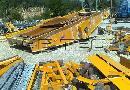 WESERHÜTTE-1D 2000 x 6000 mm-Siebanlagen: stationäre