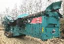 POWERSCREEN-Chieftain 1400-Siebanlagen  : mobile