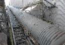 Horstmann-Förderband 56m x 1000mm-convoyeurs à courroie: fixes