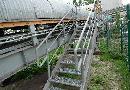 Horstmann-Förderband 98m x 1000mm-conveyors: stationary