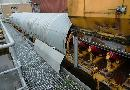Horstmann-Zufuhrband 46 x 1000-convoyeurs à courroie: fixes