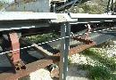 SCHMIDT WURZEN-Landband 500m-convoyeurs à courroie: fixes