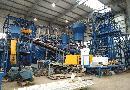 SCHAUENBURG-MAB-B&D-Nasswaschanlage mit Aufstromklassierer-complete plants: stationary: wet screening plant