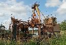 Schwimmgreifer-other machines and aggregates: extracting digger and suction dredger