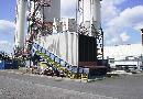 B&W Mechanical Handling-Schüttgutentladestation-other machines and aggregates  : feed hopper, silos and containers
